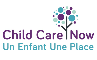 FOR IMMEDIATE RELEASE: Child Care Now: Child Care Advocacy Association of Canada rebrands